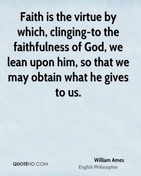 Faithfulness Quotes