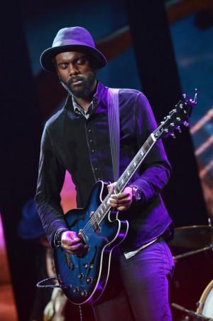 Gary Clark Eric Clapton Crossroads Guitar Festival Day