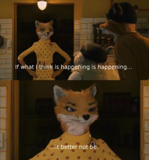 Fantastic Mr. Fox #Felicity Fox