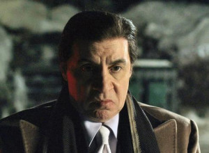 Relocated former mobster Frank Tagliano (Steven Van Zandt) is hiding ...
