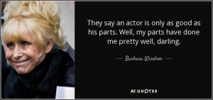 Barbara Windsor Quotes