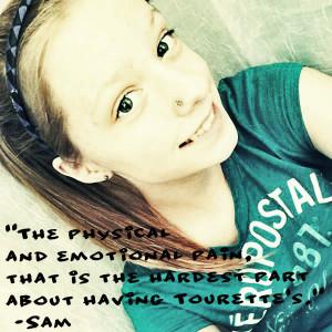Little Bit Different: Tourette's Syndrome
