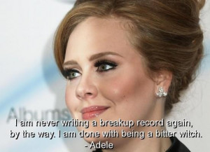 Adele quotes sayings awesome about yourself cute