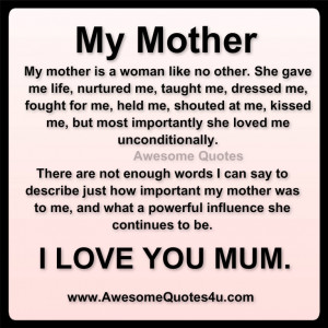 love you mom quotes i had the best day with you quotes for mothers