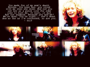 Top 20 Peyton Sawyer Quotes | #12