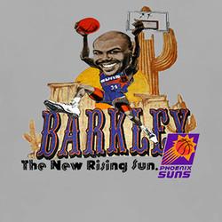 Larry Bird Retro Basketball