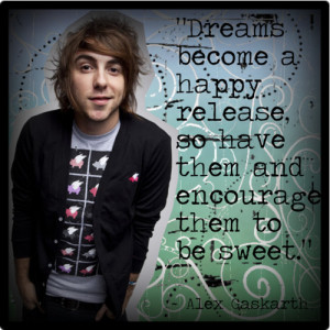 Related Pictures alex gaskarth quotes tumblr