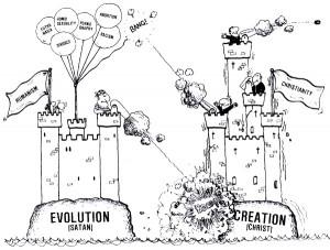 Creation vs evolution essay