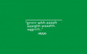 Hulk Quotes Large Hulk Quotes