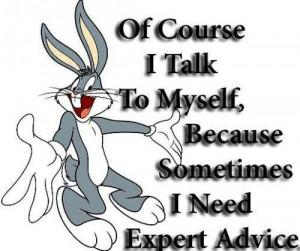 Bugs Bunny Sayings | Via Keri Newberry