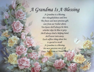 great grandma quotes/poems