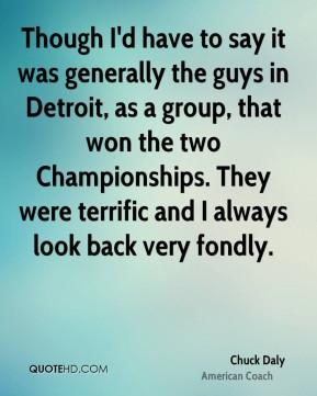 Detroit Quotes