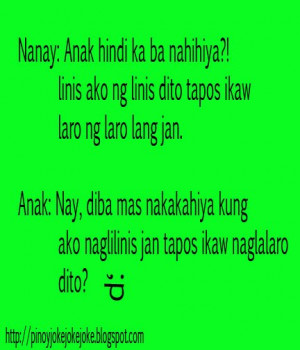 Funny Jokes And Quotes Tagalog