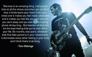 Angels & Airwaves Tom DeLonge quote
