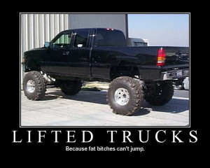 Lifted Trucks Picture