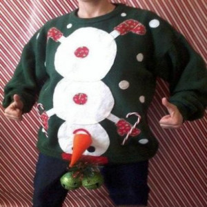 ... with the worst christmas jumper of worst christmas jumper6 top 10