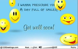 free+get+well+ecards | ... of Smiles... Free Get Well Soon eCards ...