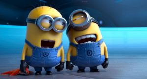 minions. Basically it's a version of our super cute hilarious minions ...