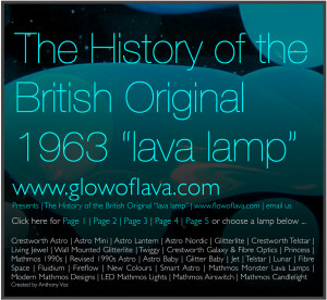 ... of Lava Galleries | The History of the Original British
