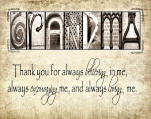 Great Grandparents Quotes With quote for grandmother