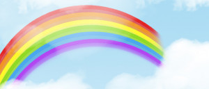 Rainbow Heaven For Dogs More