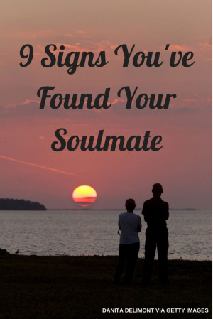 Signs You've Found Your Soulmate (If You Believe In That Sort Of ...