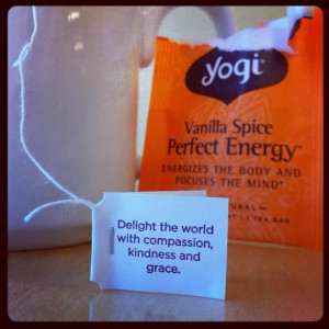 love Yogi Tea Tags :)