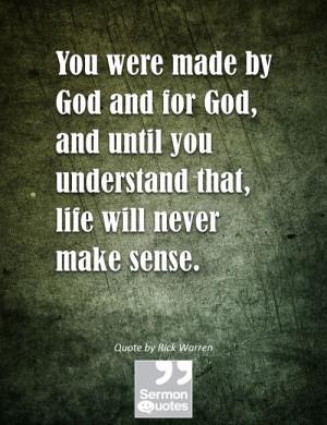 ... , Sermon Quotes, Purpose Driven Life Quotes, Words Quotes Scriptures