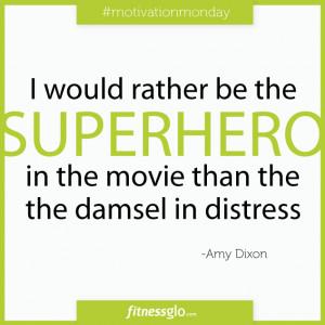 cute superhero quotes