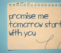 better day, promise, quote, tomorrow