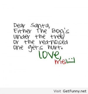 Xmas funny letter to santa - Funny Pictures, Funny Quotes, Funny Memes ...