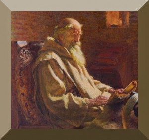 Saint Bede the Venerable Quote (On John the Baptist)