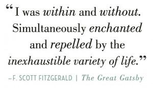 ...   Embellished Manuscript Paperblanks Journal   F. Scott Fitzgerald
