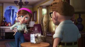 Up - Ellie & Carl Married Life 051