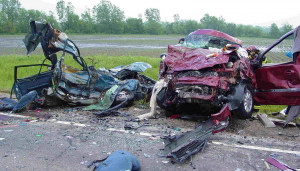 Deep Car Crash on Highway - Autoinsurance Quote