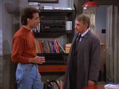 Seinfeld - The Library Cop More