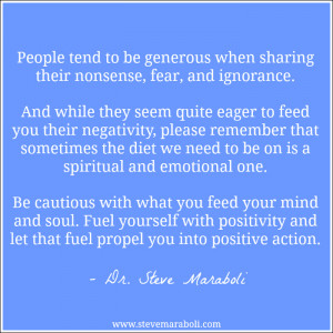 Quotes About Negativity