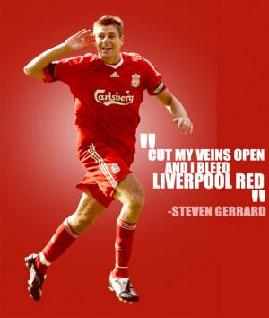 Steven Gerrard Quotes Steven gerrard.