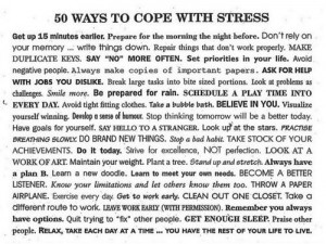 Search results for stress management life tips