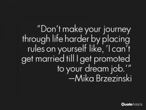 Mika Brzezinski Quotes