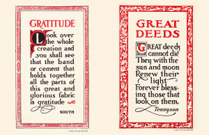 Fantastic New Samples, 2 Free Printable Gratitude Quotes & See Us at ...
