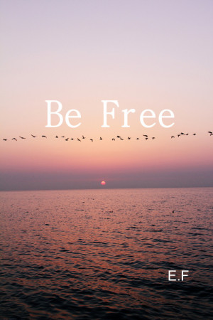 clouds, escape, freedom, quotes and sayings, sea, sky, sunset, text ...