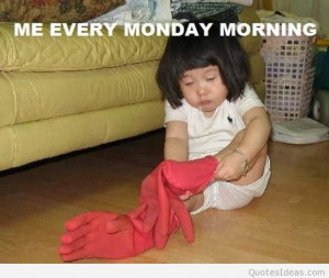 monday, let's be strong! Tomorrow is monday pics, sayings and quotes ...