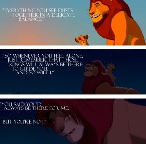 Lion King Quotes Pictures