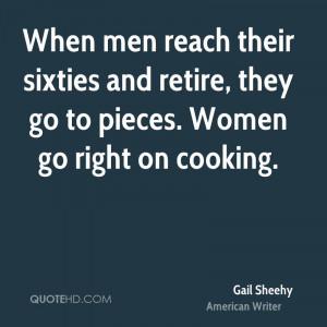 Gail Sheehy Women Quotes