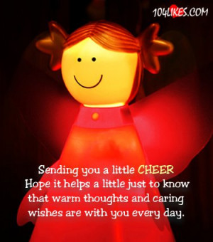 quotes to cheer up a friend dont be sad cheer