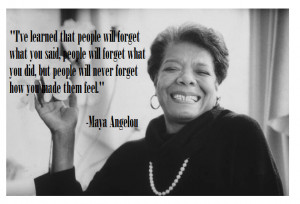 What True Beauty Is About (A Tribute To Maya Angelou)