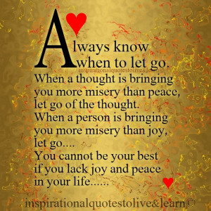 ... Be Your Best If You Lack Joy And Peace In Your Life - Joy Quotes