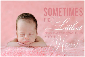baby quotes baby thank you card inspirational newborn quotes quotes ...
