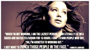 ... actresses #quotesJenniferlawrence Celebrities, Actresses Quotes, Celeb